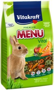 Krmiva VITAKRAFT menu RABBIT                                   - 1kg