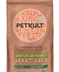 Vzorky VZOREK - PETKULT   dog    MINI ADULT  lamb/rice                   - 80g
