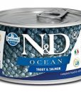Konzervy N&D dog OCEAN konz. ADULT MINI trout/salmon - 140g