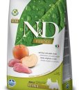 Granule pro psy N&D dog PRIME ADULT MINI boar/apple   - 800g