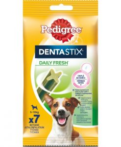 Pamlsky a pochoutky PEDIGREE DENTA stix FRESH  - SMALL 110g/7ks
