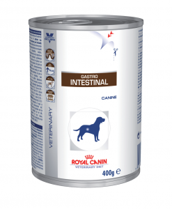Konzervy Royal Canin Veterinary Diet Dog Gastrointestinal Can - 400g
