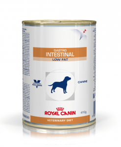 Konzervy Royal Canin Veterinary Diet Dog Gastrointestinal Low Fat Can - 410g