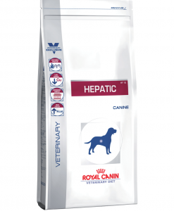 Granule pro psy Royal Canin Veterinary Diet Dog Hepatic - 12kg