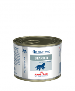 Konzervy Royal Canin Veterinary Diet Dog  Pediatric Starter Mousse Can - 195g