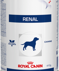 Konzervy Royal Canin Veterinary Diet Dog Renal Can - 410g