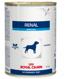 Konzervy Royal Canin Veterinary Diet Dog Renal Special Can - 410g