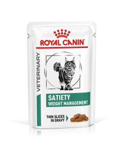 Kapsy Royal Canin Veterinary Health Nutrition Cat Satiety Pouch - 85g