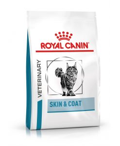 Granule pro kočky Royal Canin Veterinary Health Nutrition Cat Skin & Coat - 3