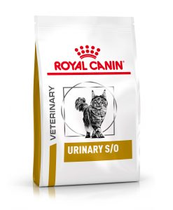 Granule pro kočky Royal Canin Veterinary Health Nutrition Cat Urinary S/O - 1