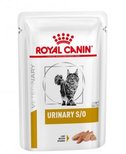 Kapsy Royal Canin Veterinary Health Nutrition Cat Urinary S/O Pouch in Loaf - 85g