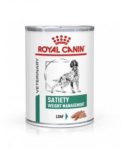 Konzervy Royal Canin Veterinary Health Nutrition Dog Satiety Can - 410g