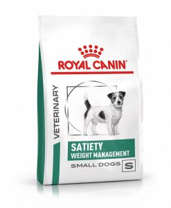 Granule pro psy Royal Canin Veterinary Health Nutrition Dog Satiety Small - 3kg