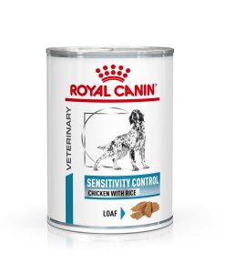 Konzervy Royal Canin Veterinary Health Nutrition Dog Sensitivity Control Can 420g - Chicken