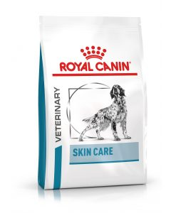 Granule pro psy Royal Canin Veterinary Health Nutrition Dog Skin Care Adult - 11kg