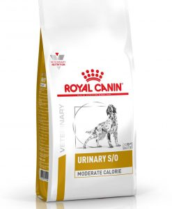 Granule pro psy Royal Canin Veterinary Health Nutrition Dog Urinary S/O Moderate Calorie - 1