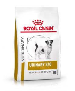 Granule pro psy Royal Canin Veterinary Health Nutrition Dog Urinary S/O Small - 8kg